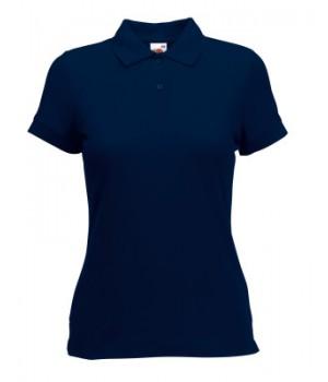 Дамска тениска с яка тип поло