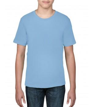 Детска тениска св.синя