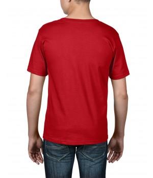 Детска тениска червена