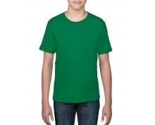Детска тениска зелена