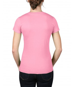 Pink, Lady Fit S/S sleeve t-shirt