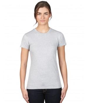 Св.сива дамска тениска