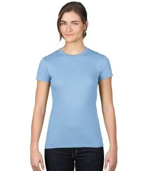 Дамска класическа тениска Anvil