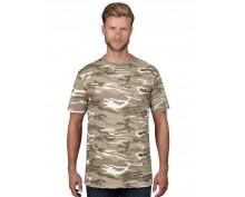 Adult camouflage tee