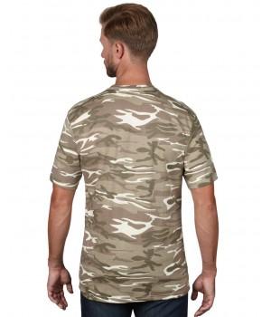 Тениска камуфлажна Anvil