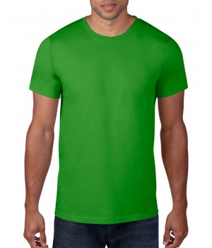 Тревисто зелена мъжка тениска