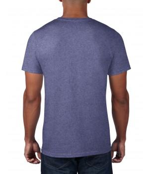 Светло лилава мъжка тениска