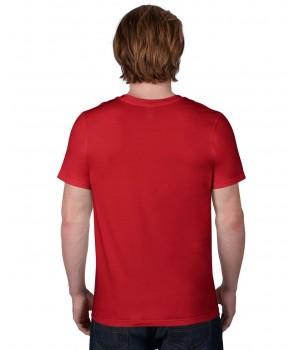 Anvil basic V-neck T