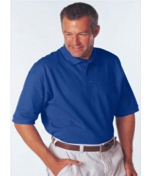 Кралско синя мъжка поло тениска Анвил