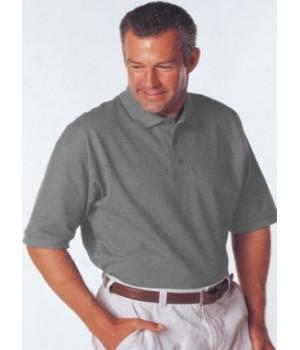 Св.сива мъжка поло тениска Анвил