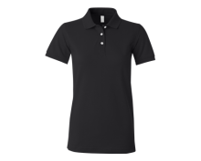 Anvil Ladies Pique S/S Polo