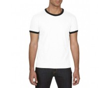 Adult fashion nasic ringer tee