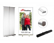 Roll-Up Banner 100x200cm