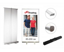 Roll-Up Banner 85x200cm