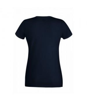 Crew neck lady fit t-shirt