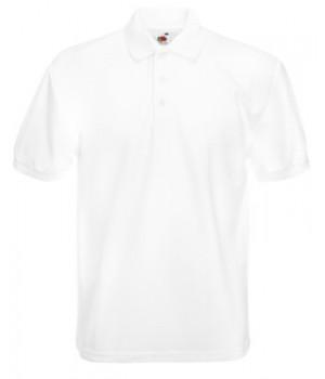 Мъжка тениска с яка тип поло