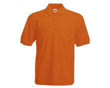 Pique Polo shirt - orange