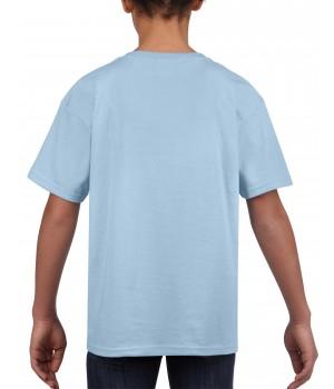 Детска тениска Гилдан GiB 6400 Soft style