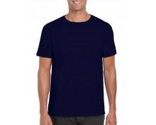 Тениска Гилдан ID6400 тъмно синя