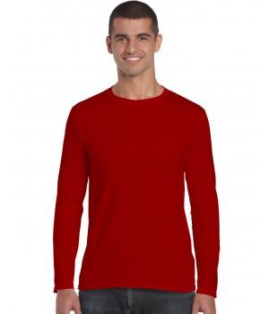 Мъжка Тениска Гилдан с дълъг ръкав