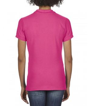 Дамска поло тениска гилдан GI64800 Softstyle
