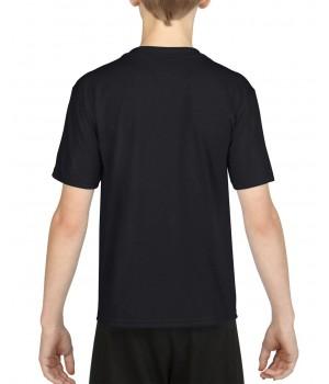Детска полиестерна тениска гилдан GIB4200
