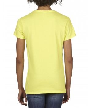Gildan GIL4100V yellow