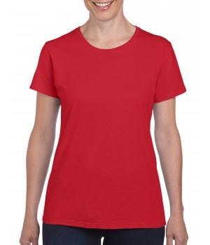 Дамска Тениска Гилдан ID5000 Heavy Cotton