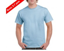 Colored Hevy cotton t-shirt Gildan