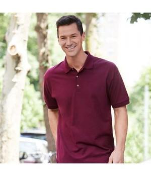 Мъжка поло тениска Гилдан Ultra Cotton