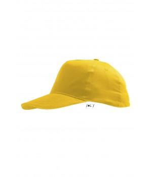 Детска шапка пет панелна So So88111
